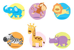 Animals cartoon Stock Photo
