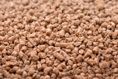 Animals compound feed pellets. Background of animals compound feed pellets Stock Image