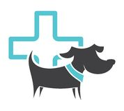 Animals - first aid. Vector illustration of the Animals - first aid Stock Photos