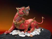 Animals in mythology Stock Photo