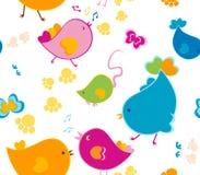 Animals pattern Stock Image