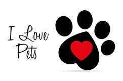 Animals pet shop graphic Stock Photo
