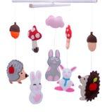 Animals toys Stock Photography