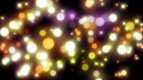 Anima??o maravilhosa com bolhas no movimento, la?o HD 1080p