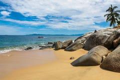 Animas de Playa Las en México imagen de archivo