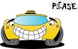 Animated car Stock Photography