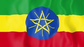 Animated flag of Ethiopia