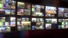 News Center Screens Backdrop