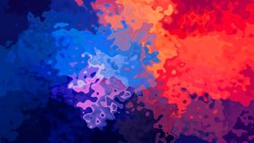 Animated stained background seamless loop video - watercolor effect - aurora neon color spectrum. Abstract animated stained background seamless loop video stock video footage