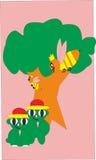 animatiemilieu Royalty-vrije Stock Fotografie