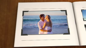 Animation of couple videos stock video footage