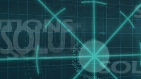 animation 3D des concepts des affaires banque de vidéos