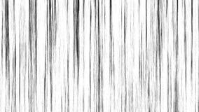 Animation de boucle des lignes comiques de vitesse Manga Frame Style surprise illustration de vecteur