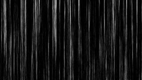 Animation de boucle des lignes comiques de vitesse Manga Frame Style surprise illustration stock