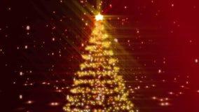 Animation de Joyeux Noël illustration libre de droits