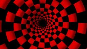 Animation loopable en spirale hypnotique tournante sans fin clips vidéos