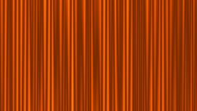 Animation of moving undulating gradient bands. Animation of moving undulating red gradient bands computer renderer 4k with the possibility of infinite looping royalty free illustration