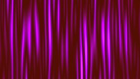 Animation of moving undulating gradient bands. Animation of moving undulating pink gradient bands computer renderer 4k with the possibility of infinite looping stock illustration