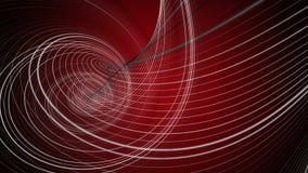 Animation puissante avec l'objet de rayure dans le mouvement lent, 4096x2304 boucle 4K banque de vidéos