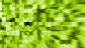 Animation visuelle de fond de places vertes banque de vidéos