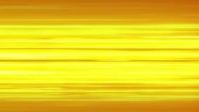 Animation von gelben komischen Geschwindigkeitslinien Hintergrundbeschaffenheits-Mustereffekt im Karikaturkonzept stock footage
