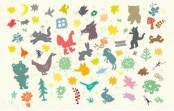 animaux illustration libre de droits