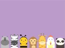 animaux Image libre de droits