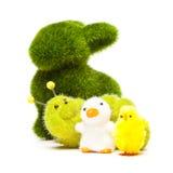 Animaux mignons de Pâques Photos libres de droits