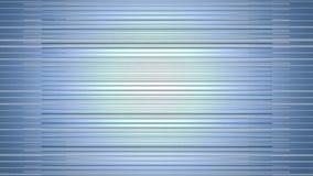 Animazione fantastica con l'oggetto della banda nel moto, ciclo HD 1080p video d archivio