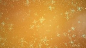 Animazione senza cuciture del ciclo del fondo astratto di vacanza invernale Contesto magico del buon anno royalty illustrazione gratis