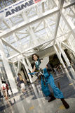 anime 8449 EXPO του 2008 Στοκ Εικόνες