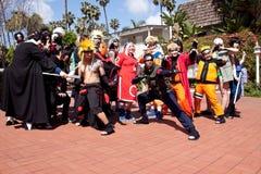 Anime Conji 2011 Royalty-vrije Stock Fotografie
