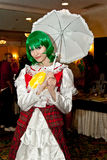 Anime Conji 2012 Stock Image