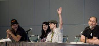 anime EXPO του 2008 Στοκ φωτογραφίες με δικαίωμα ελεύθερης χρήσης