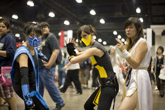 Anime Expo Royalty Free Stock Photography