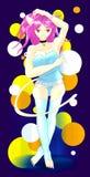 Anime Royalty Free Stock Photo