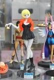 Anime manga dolls Stock Images