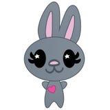 Anime rabbit Stock Photo