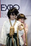 animeexpo 2008 Fotografering för Bildbyråer
