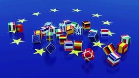 ANIMERING 3D AV ATT SKAKA EUROPA