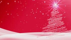 Animering för glad jul