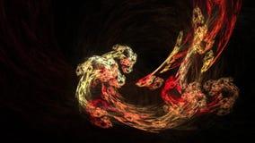 Animować powikłanych fractals zdjęcie wideo