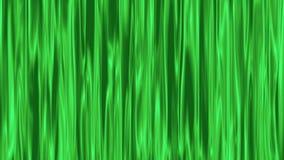 Animowana tło zasłony zieleń ilustracji
