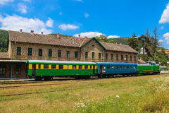 Anina Train Station Stock Photos