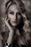aniołów blondyny Obraz Stock
