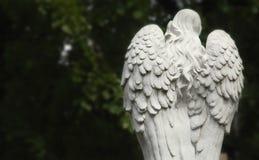 Anioł śmierć zdjęcia stock