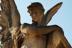 Anioł śmierć obraz royalty free