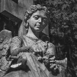 Anioł śmierć obraz stock