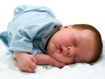 anioł śpi Obraz Royalty Free