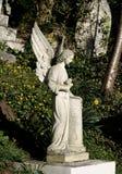anioł żałobie Zdjęcia Royalty Free